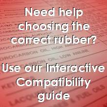 Use our interactive chemical compatibility guide